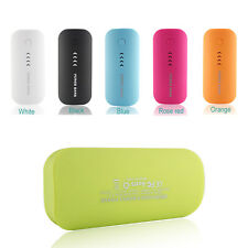 Portable 5600mAh Power Bank External Battery Charger USB LED For Mobile Phones