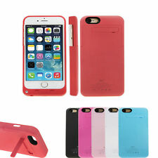 3300mAh External Rechargeable Backup Pack Battery Charger Case For iPhone 6 6s