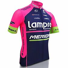 Champion System Lampre-Merida Women's Short Sleeve Cycling Jersey GENUINE