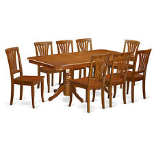9 PC Dining Room Set-Dining table and 8 Dining Chairs