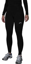 More Mile Womens Ladies Long Running Gym Baselayer Compression Tights