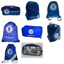 Chelsea FC Backpack/Ruck Sack Boot Bag/Shoe Bag School Gym Swim PE Toiletry Bag