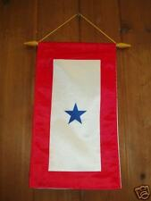 Military Service Flag-Blue Star Banner-High Quality-NEW