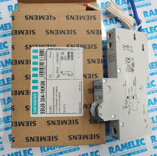 SIEMENS  RCBO Residual Current Operated Circuit-Breaker