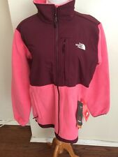 The North Face w Denali jacket Pink Pearl NWT 100% Authentic