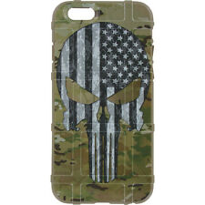 Magpul Field Case for iPhone SE,4,5,5s. Multicam/Scorpion US Subdued Punisher