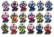 MLS Soccer Scarf Pins Choice Choose a pin from up to 20 teams new wincraft
