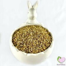 Yarrow Flowers crushed 2 or 4 oz Bunny Rabbit Guinea Pig Food Treats