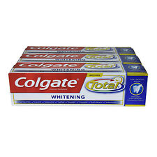 Colgate Total Whitening Fluoride Toothpaste 75ml