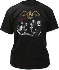 AEROSMITH - Get Your Wings - T SHIRT S-M-L-XL-2XL Brand New Official T Shirt