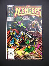 Avengers  #284, #285, #286 1987  VF/NM  Lot of 3 High Grade Marvel Comics