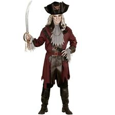 Costume Captain Captain Spook Pirate Halloween Horror Zombie Scary Cruise
