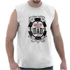 Always Bet on Dad Father's Day Funny Shirt Humorous Gift Ideas Sleeveless Tee