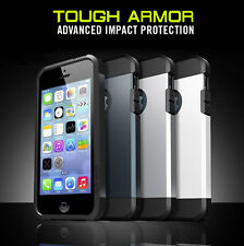 Hot Slim Tough Hard Armor Heavy Duty Hard Case Cover for iPhone 5 5s