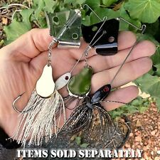 CHOPPER buzz baits. Free KVD buzzbait trailer hook! FREE buzz bait trailers!
