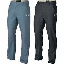 2016 Oakley Conrad Pant Mens Tailored Stretch Flat Front Golf Trousers