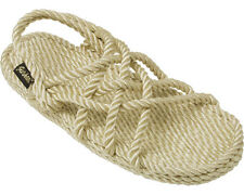 Gurkees Rope Sandals & Flip-flops, hand-made & machine washable , jesus sandals