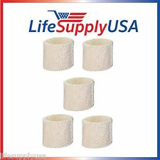 5-pack Humidifier Wick Filter for 1173 Sunbeam & Relion by LifeSupplyUSA