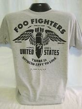 Foo Fighters T-Shirt Tee Music Dave Grohl Nothing Left Band Apparel New 1141