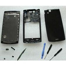 Full Housing for Sony Ericsson Xperia Arc X12 LT18i LT18 LT15i LT15 Black White