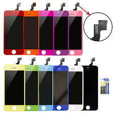 Replacement LCD Display+Touch Screen Digitizer Assembly Multicolor For iPhone 5S