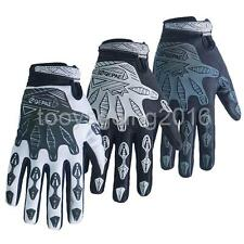 Sport Bicycle Cycling Gloves Padded Full Finger Reflective Mountain Bike Mittens