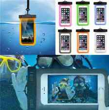 Universal Waterproof Pouch Dry Bag Case Cover For iPhone Cell Phone Touchscreen