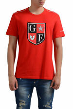 "Gianfranco Ferre ""Beachwear"" Men's Red Graphic T-Shirt Sz S M L XL 2XL"
