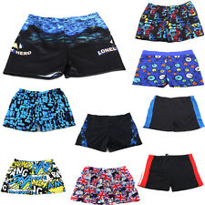 Sexy Men's Swimwear Swimsuit Beachwear Trunks Boxer Shorts Pants Summer Holiday