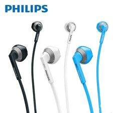 PHILIPS SHE3200 In-Ear Headphones Earphones Rich Base for MP3 Mobile iPhone