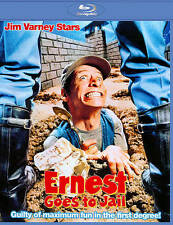 Ernest Goes to Jail (Blu-ray Disc, 2011)   Jim Varney   BRAND NEW