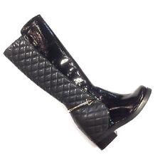 "Jeffrey Campbell ""Westbend"" Quilted Hidden Wedge Boot"