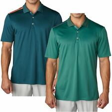 Jason Day -The OPEN 2016 Adidas Golf Climacool® 3-Stripes Shoulder Polo Shirt