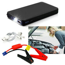 Black 12V 20000mAh Multi-Function Car Jump Starter Power Booster Battery Charger