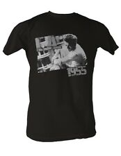 James Dean T-shirt TV James Dean Adult Coal Tee Shirt