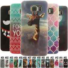 Fashion Silicone Cover TPU Rubber Soft Back Skin Protective Gel Case For Samsung