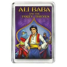 Ali Baba & The Forty Thieves. Pantomime. Fridge Magnet or Keyring