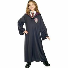 Generic Harry Potter Gryffindor Robe Cloak Child Fancy Party Halloween Costume