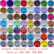 Free shipping 100 PCS swarovski crystal 4 mm 5301 Bicone Beads
