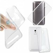 0.2mm ULTRA THIN CLEAR TPU GEL SOFT Rubber Back Cover Case Skin For ASUS Phones