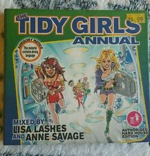 The Tidy Girls Annual (2xCD) - Rare Hard House by Lisa Lashes & Anne Savage