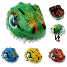Cartoon Bicycle Safety Helmet Mountain Bike Cycling Helmet for Children 4 Colors