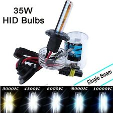 All Color Xenon HID Replacement Bulbs Fog Light 6k White Blue Yellow 10k H11  H9