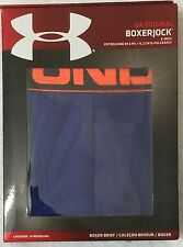 "Under Armour Original  6"" Boxerjock  Royal Blue   (2037)"