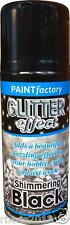 200ml Glitter Effect Colour Spray Can Paint Decorative Creative Crafts Spray New
