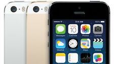Apple iPhone 5S Unlocked - 16GB 32GB 64GB - Gold, Silver, Gray - Cell Phone