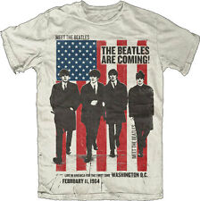 THE BEATLES - The Beatles are Coming -  T SHIRT S-M-L-XL-2XL Brand New official