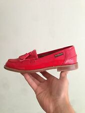 Women's Red Size 3.5 Russell & Bromley Loafers