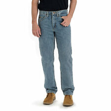 LEE MEN'S REGULAR FIT DENIM JEANS Classic Straight Leg Worn Light 2008949 All sz