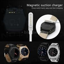 NO.1 G4 Smart Wrist Watch Phone 2G GSM Bluetooth LCD for Android Smartphone O8Y3